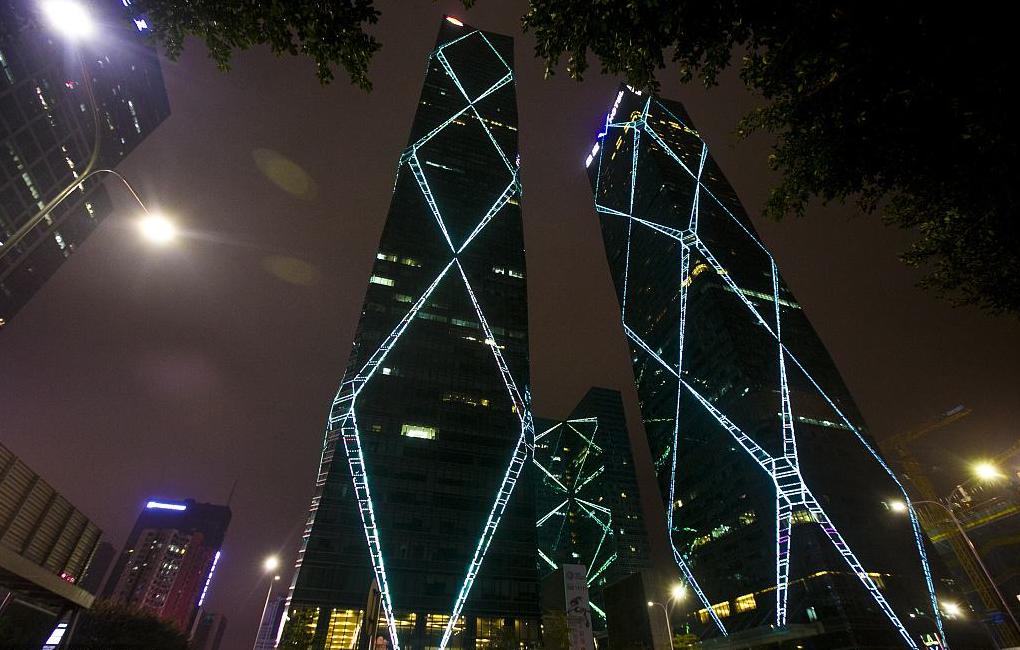 深圳皇庭大酒店活动隔断安装项目