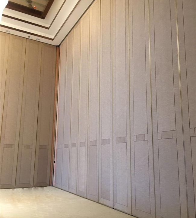 Dali International Hotel Project case of movable partition