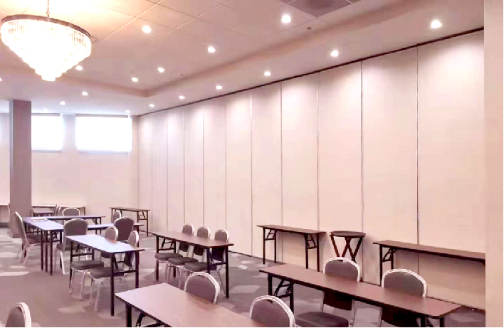Project case of movable partition