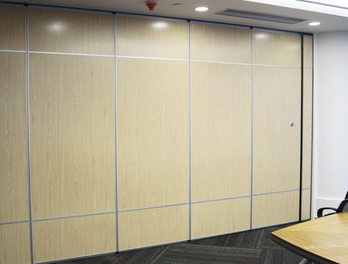 广州富力盈凯广场办公隔断安装项目
