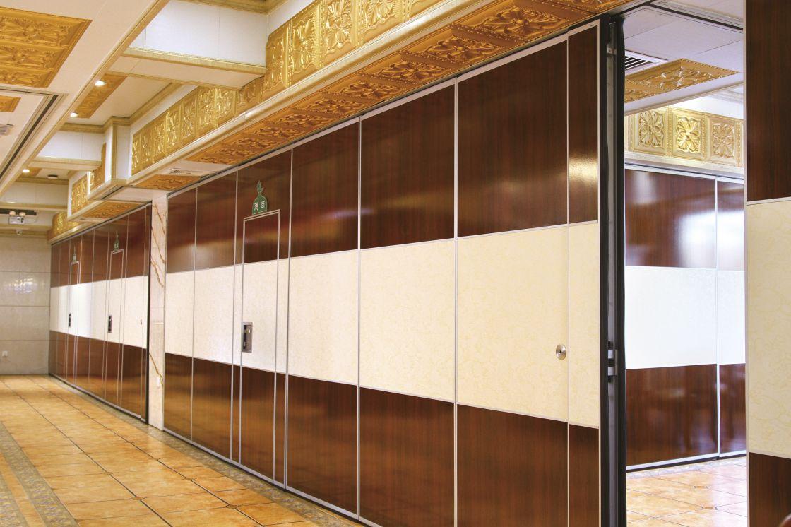 宁夏同心县豪伊德清真美食餐厅活动屏风安装项目